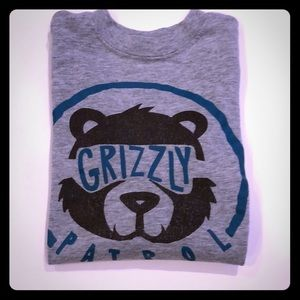 "3T ""Grizzly Patrol"" L/S Shirt"